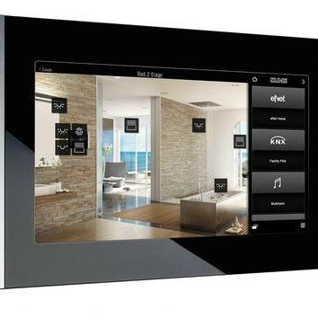 BUILDING AUTOMATION SYSTEM INTERFACE SMART CONTROL | JUNG