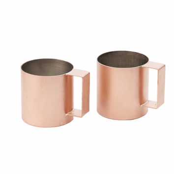 Copper 3/4 Cups