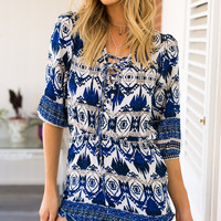 Open Seas Playsuit