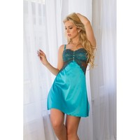 Core Buttons Chemise
