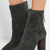 Isabel Marant - Garett suede ankle boots