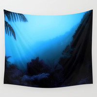MIST Wall Tapestry by 2sweet4words Designs