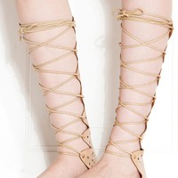 Camel Faux Leather Lace Up Gladiator Sandals @ Cicihot Sandals Shoes online store sale:Sandals,Thong Sandals,Women's Sandals,Dress Sandals,Summer Shoes,Spring Shoes,Wooden Sandal,Ladies Sandals,Girls Sandals,Evening Dress Shoes