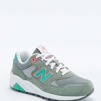 New Balance 580 Khaki Trainers - Urban Outfitters