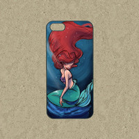 iphone 5c case,iphone 5c cases,iphone 5s case,cool iphone 5c case,iphone 5c over,iphone 5 case-ariel mermaid perfect,in plastic and silicone