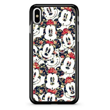 Mickey Mouse Wallpaper iPhone X Case