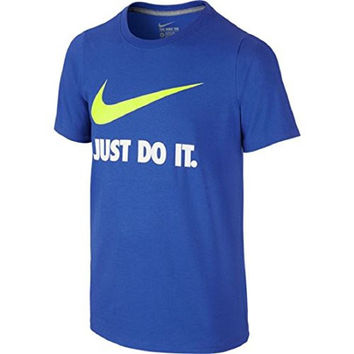 Nike Big Boys JDI Just Do It Swoosh T-Shirt
