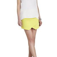 BCBG Kaye Layered Drop-Armhole Tank