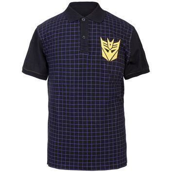 Transformers - Decepticon Logo Polo Shirt