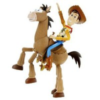 Amazon.com: Toy Story Woody and Bullseye Roundup Pack: Toys & Games