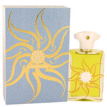 Amouage Sunshine by Amouage, Eau De Parfum Spray 3.4 oz
