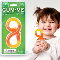 Gum Me Worm Teether