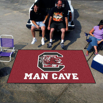 University of South Carolina Man Cave UltiMat Rug 5x8