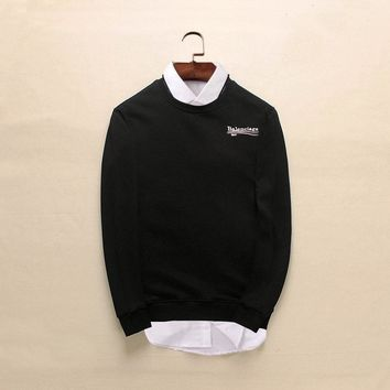 boys men balenciaga top sweater pullover 4