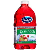 Ocean Spray Cran-Apple Juice Drink, 64 Oz. Bottle - Walmart.com