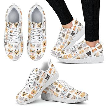 Cats Women's Athletic Sneakers