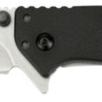 Kershaw Knives - Cryo Folding Pocket Knife w/ Black G10 Handle - 1555G10