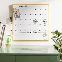 Dry Erase Calendar Message Board | Urban Outfitters