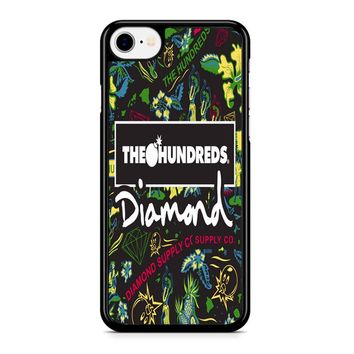 The Hundreds Diamond Supply Co Iphone 8 Case