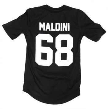 Maldini 68 Legends Shirt Black - BALR.
