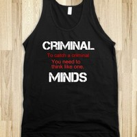 Criminal mind - Honey Badger