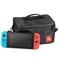 PEAPS2 Travel console bag Protective Pouch Bag For Nintend Switch Bag Carrying Case for Nintendo Switch Console Storage Pack