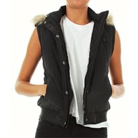 Rip Curl FAKIE PUFFER JACKET at Ozmosis