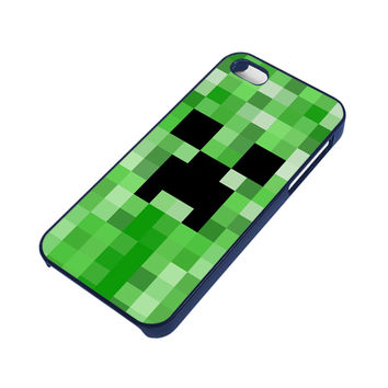 CREEPER MINECRAFT 2 iPhone 5 / 5S Case