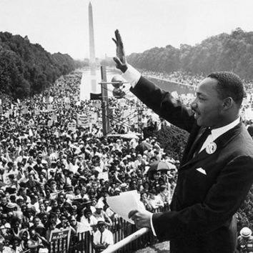 Martin Luther King Jr. March on Washington August 28 1963