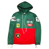 Club Foreign Italy Hooded Sweatshirt