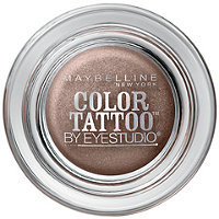 Maybelline Eye Studio Color Tattoo Eyeshadow Bad To The Bronze Ulta.com - Cosmetics, Fragrance, Salon and Beauty Gifts