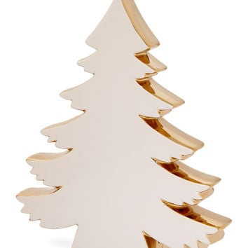 Abbott Medium Tree Figure - Gold