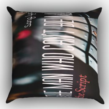 the script i can be moved IT Y0676 Zippered Pillows  Covers 16x16, 18x18, 20x20 Inches