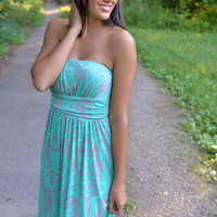 Summer Crush Maxi Dress
