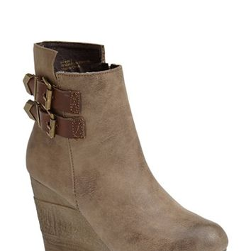 Women's Sbicca 'Woodway' Wedge Bootie,