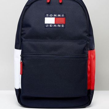 Tommy Jeans Backpack at asos.com