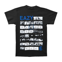 Eazy E Men's  Day In The Life T-shirt Black