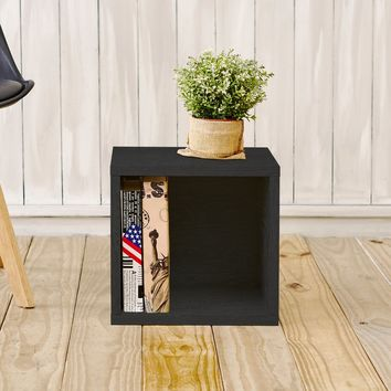 "Andrade Eco Stackable Cubby 13"" Cube Unit Bookcase"