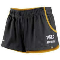 Mizzou Football Nike® 2015 Juniors' Black Athletic Shorts