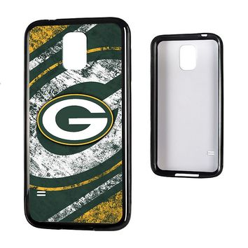 Green Bay Packers Samsung Galaxy S5 Bump Series Case BG5NF12 (Pkr Team)