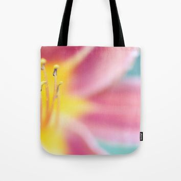 Color Tote Bag by Eugenie