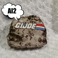 GI Joe All In Two (AI2) Cloth Diaper - One-Size or Newborn, s, m, l