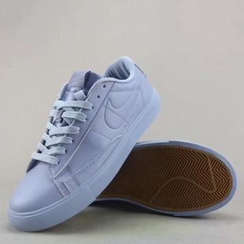 Nike Blazer Low Fashion Casual Low-Top Old Skool Shoes
