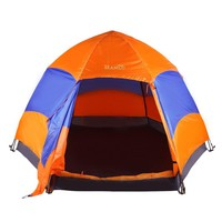 5-8 Person Automatic Beach Tent