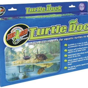 Zoo Med Turtle Dock Large 40 Gallon