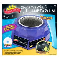 Scientific Explorer Space Theater Planetarium Set