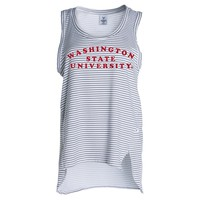 Official NCAA WSU Washington State Cougars - Women's Stretchy Striped Tank