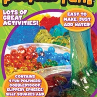 slimy squishy polmer fun Case of 12