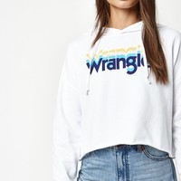 Wrangler x PacSun Cropped Hoodie at PacSun.com