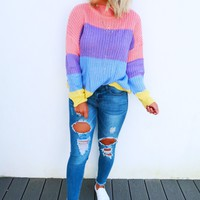So Perfect Sweater: Multi